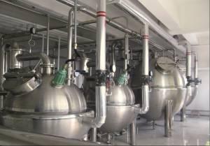 厦门集美水产胶原肽精制设备